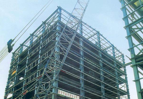 钢结构建筑空间与平面设计的一些原则要求