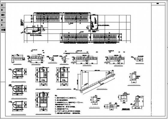 第一、设计图纸应用规范不齐全、不正确。如有的设计说明使用了过时的、已经废止的标准;有的材料牌号、等级不全、高强螺栓、普通螺栓和焊接连接点的标记不明确或未显示。对各类高强螺栓、普通螺栓、栓钉、拉铆钉及其垫圈的规格、型号、性能没有具体标明,而这些均已列入了钢结构施工质量验收规范,并作为强制性条文要求,如果设计图纸未加说明,施工和验收就缺乏依据,造成盲目施工和无法验收后果。