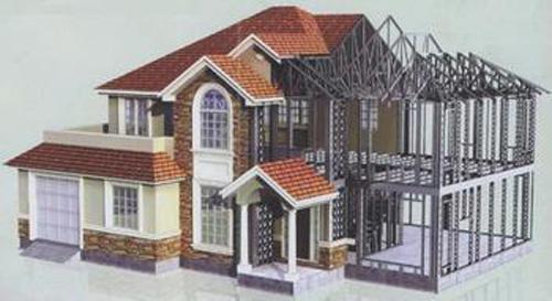 钢混结构与框架结构的房子有什么不一样吗?