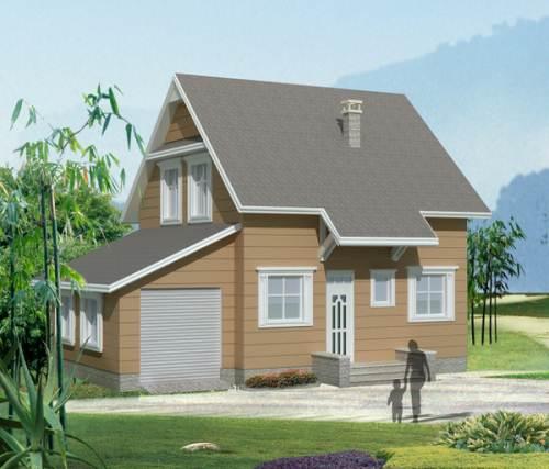 钢结构别墅外墙材料哪种比较好?