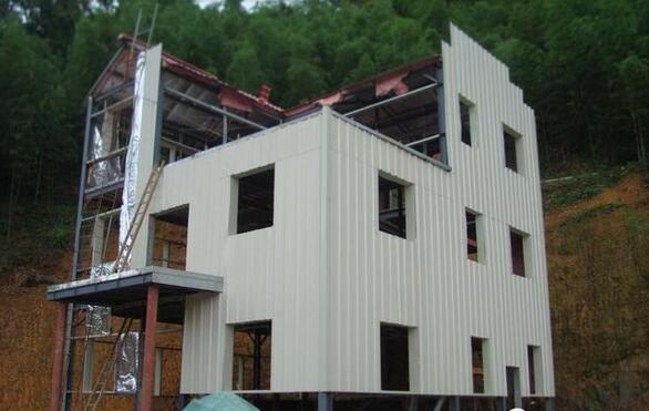 農村適合使用鋼結構來建房嗎?
