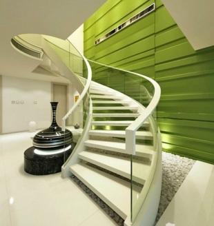 钢结构旋转楼梯构造原理是怎样的?